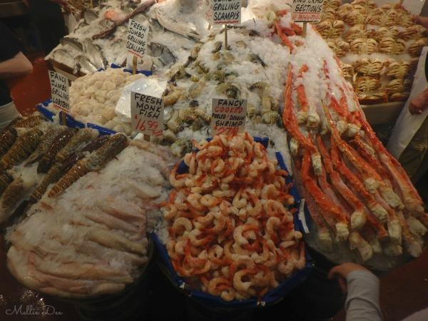 Public Market | Seattle, Washington | Seafood Market