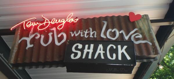 Rub With Love Shack | Seattle, Washington