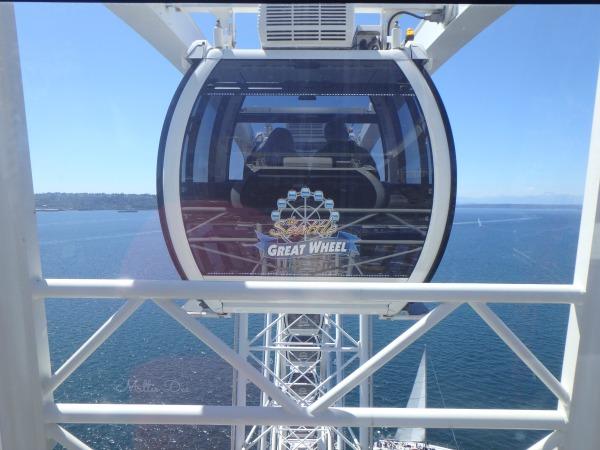 Seattle Great Wheel | Seattle, Washington | Ferris Wheel