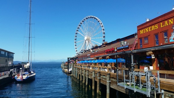 Seattle, Washington | Dock View