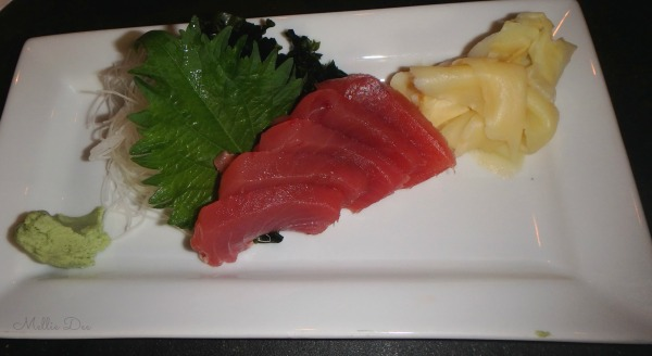 Umi Sake House | Seattle, Washington | Tuna Sashimi
