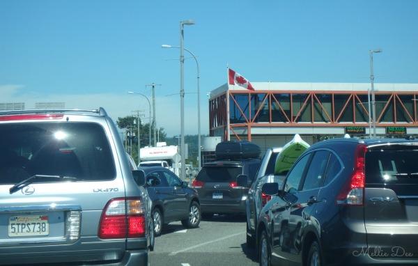 United States & Canada Border