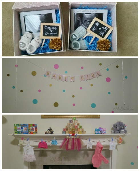 Baby Ems Announcement & Baby Shower