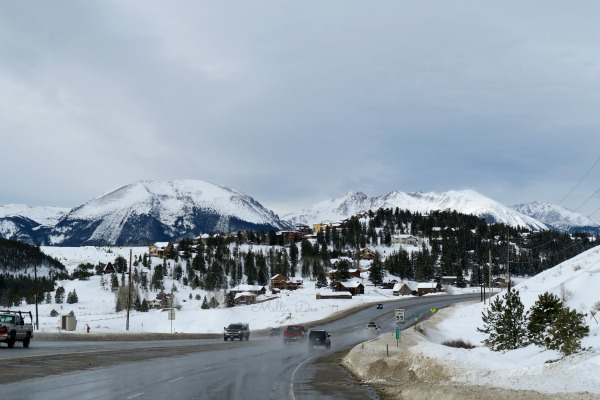 Keystone, Colorado | Landscape