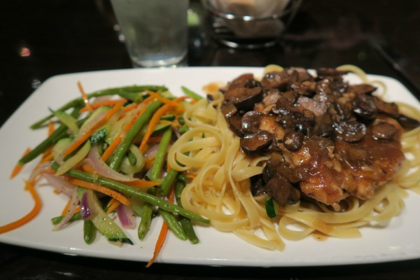Sauce on the Blue | Silverthorne, Colorado | Chicken Marsala