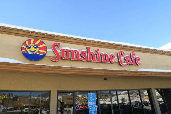 Sunshine Cafe | Silverthorne, Colorado