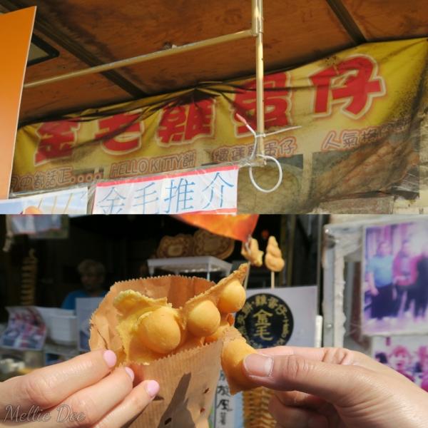 Cheung Chau, Hong Kong | Egg Waffles