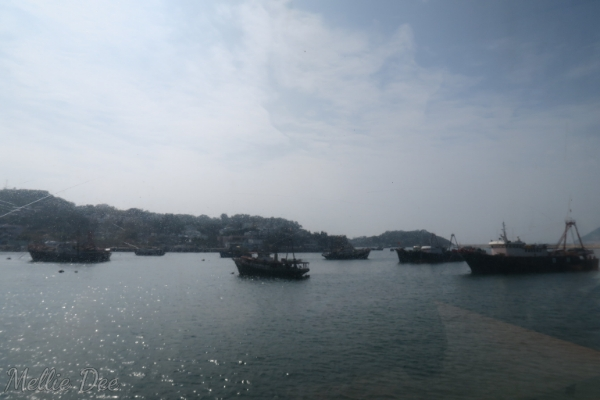 Cheung Chau, Hong Kong | Ferry Docking