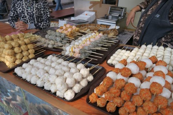 Cheung Chau, Hong Kong | Fish Balls