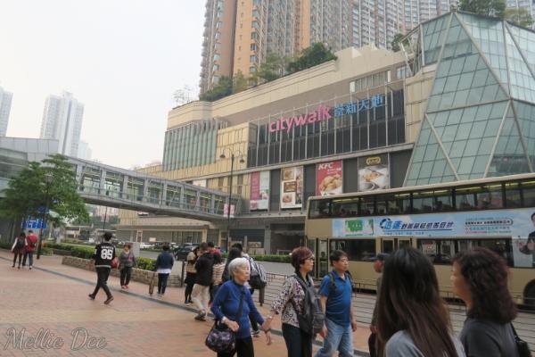Hong Kong Citywalk