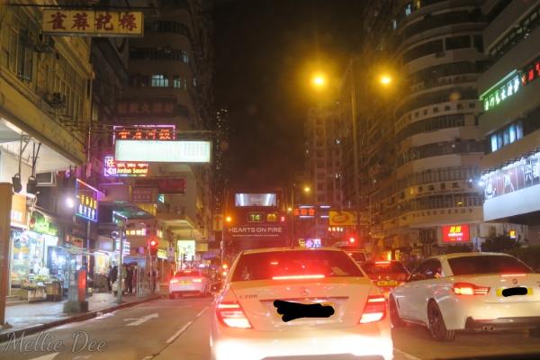 Hong Kong Night Streets