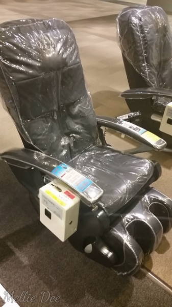Narita Airport | Narita, Japan | Massage Chairs