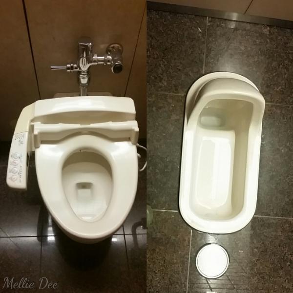 Narita Airport | Toilets