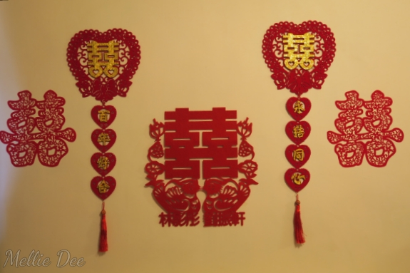 Vincent & Rachel Wedding | Chinese Decorations