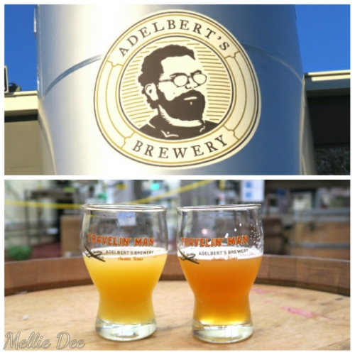 Adelbert's Brewery | Austin, Texas | Travelin' Man Glasses