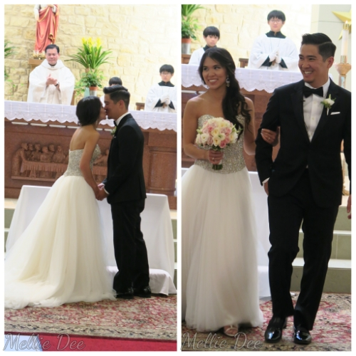 Holy Vietnamese Martyrs Catholic Church | Austin, Texas | Thuy's & Vu's Wedding