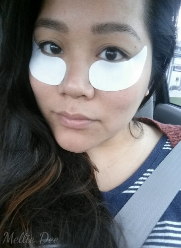Mellie Dee Eyebrow Tinted & Eye Mask