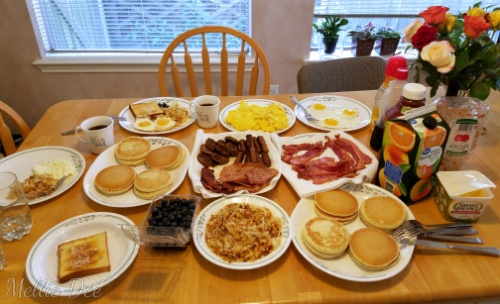2017 Mother's Day Breakfast