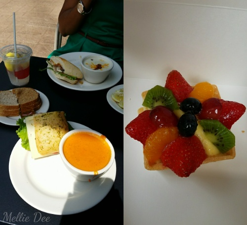 La Madeline | Houston, Texas | Delisha, Fruit Tart