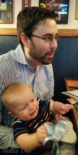 Wild Wings Cafe | Katy, Texas | Michael and JJ