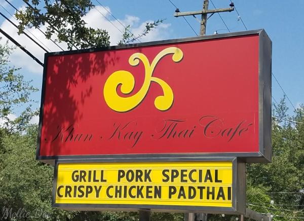Khun Kay Thai Cafe   Houston, Texas
