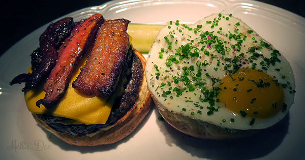 Au Cheval | Chicago, Illinois | Single Cheeseburger with Bacon and Egg