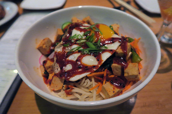 Graze | Madison, Wisconsin | Bibimbap