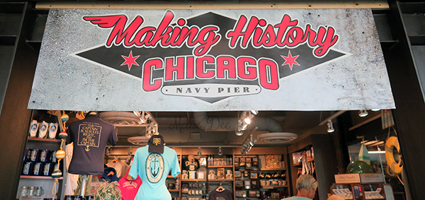 Navy Pier | Chicago, Illinois | Making History Chicago