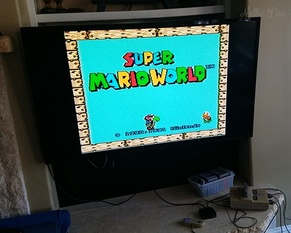 Super MarioWorld