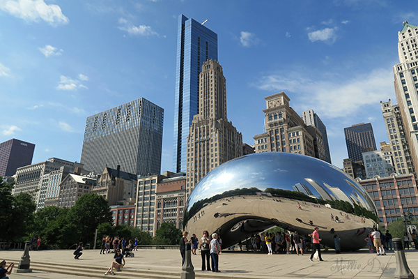 The Cloud Gate | Chicago, Illinois | aka The Bean