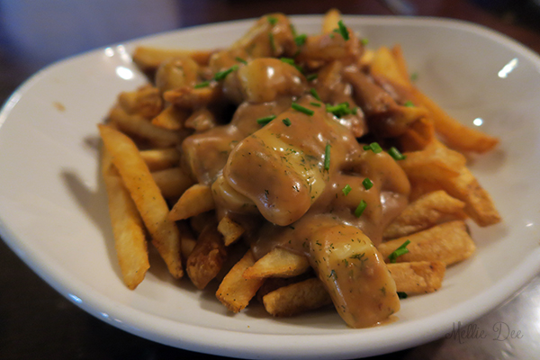 The Great Dane | Madison, Wisconsin | Poutine