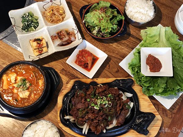 Tasty Ko | Katy, Texas | Spicy Bulgogi and Soondubu Chigae