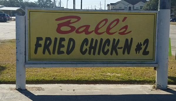 Ball's Fried Chicken #2 | Lake Charles, Louisiana