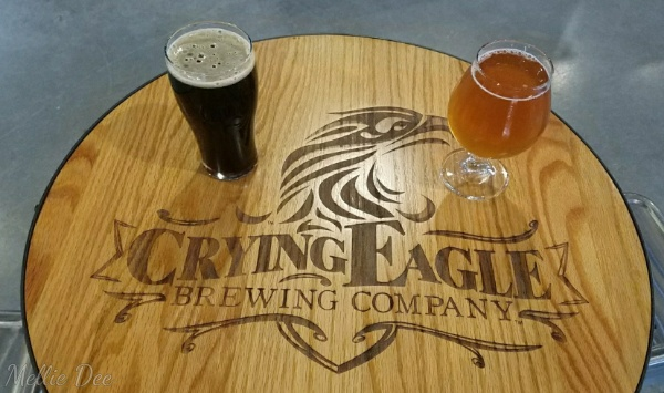 Crying Eagle Brewing Company   Lake Charles, Louisiana   Beers