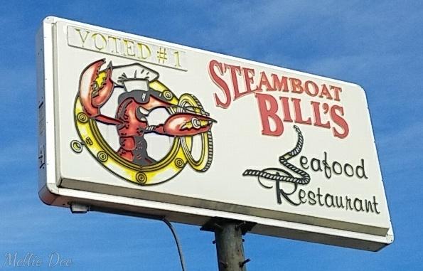 Steamboat Bill's Seafood Restaurant   Lake Charles, Louisiana