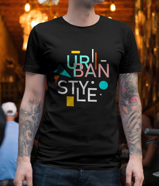 Urban style T-Shirt For Men