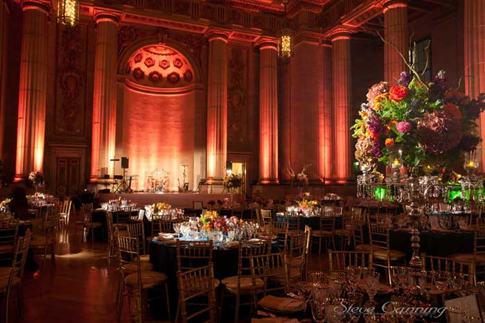 Weddings Gallery  Andrew W Mellon Auditorium