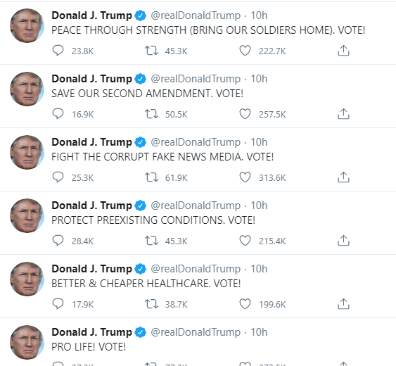 trump vot