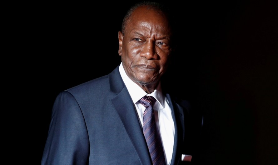 Guinea: Court declares Alpha Conde elected president amidst revolts
