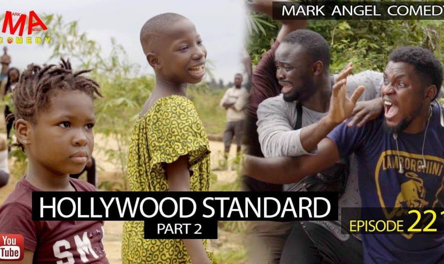 HOLLYWOOD STANDARD Part 2