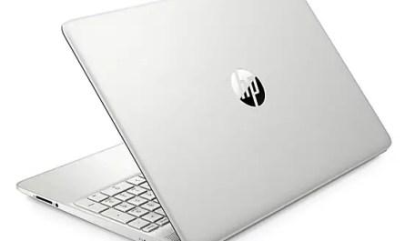 HP 17-bs022cy 17.3in Touch Laptop Intel i5-7200U 8GB 2TB Win10 Silver - A