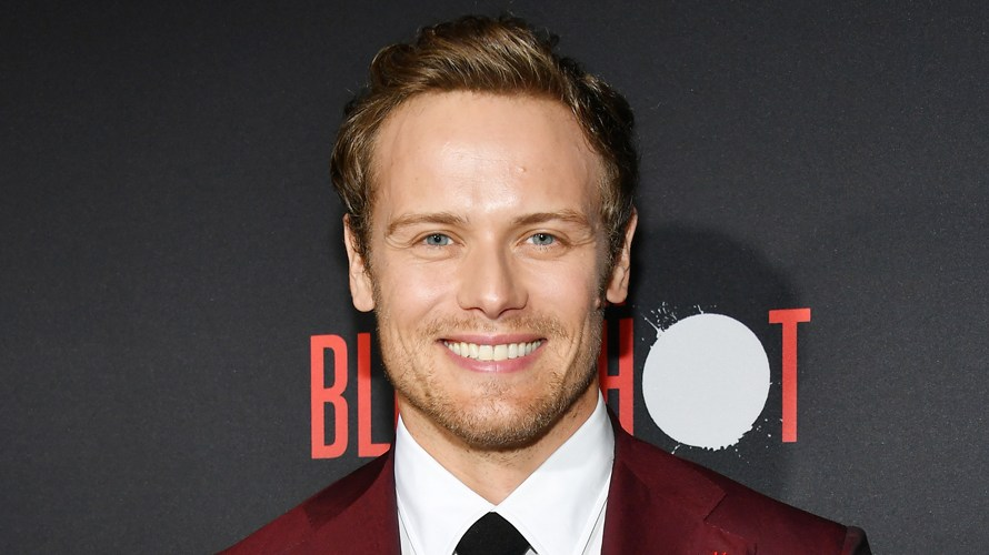 Sam Heughan wins Just Jared Sexiest Celebrity of 2020
