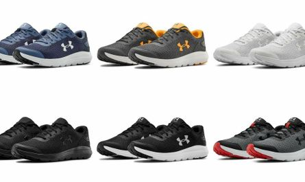 Under Armour 3022595 Men's UA Surge 2 Running Athletic Training Gym Shoes