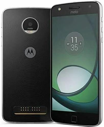 Brand New Motorola Moto Z Play XT1635-2 Unlocked Smartphone/Black/32GB