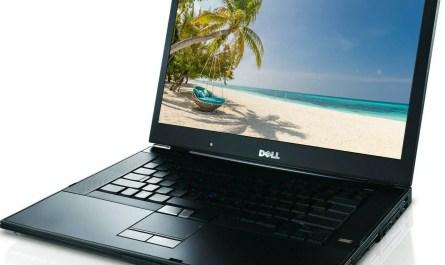 Dell Latitude Laptop Computer Windows 10 Core 2 Duo PC 4GB 250GB HD WiFi DVD