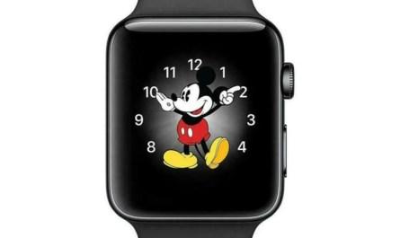 Genuine Apple Watch Series 2 42mm Aluminium Case Black Sport Band - Smartwatch