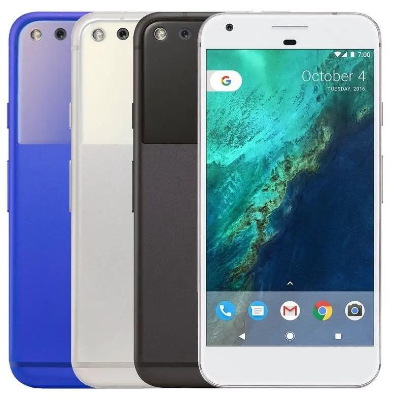 Google Pixel XL 5.5 32GB 128GB r(Verizon 4G) Unlocked GSM Smartphone Cell Phone