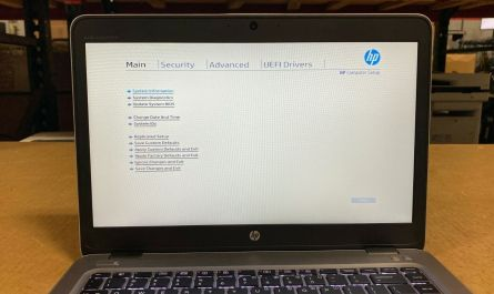 "HP EliteBook 840 G4 14"" i5-7300U 2.6Ghz 8GB RAM 256 SSD No OS No AC Adapter"