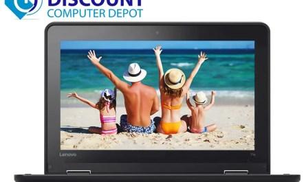 Lenovo ThinkPad Yoga 11e Touchscreen Laptop Win 10 4GB 128GB SSD HDMI Grade B