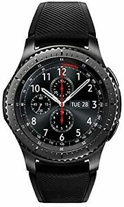 SAMSUNG GEAR S3 R765T FRONTIER Smartwatch 46MM GPS + LTE - Used